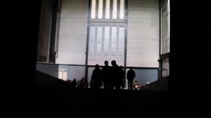 Tate visit